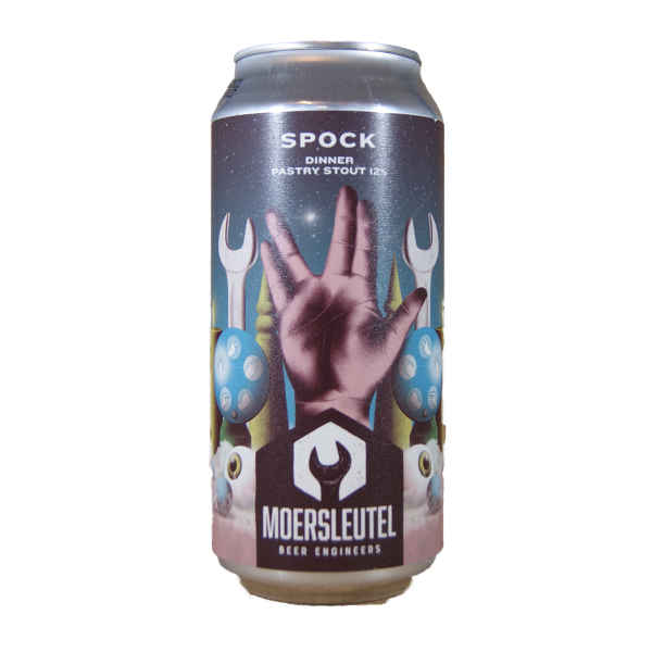 Moersleutel-Spock