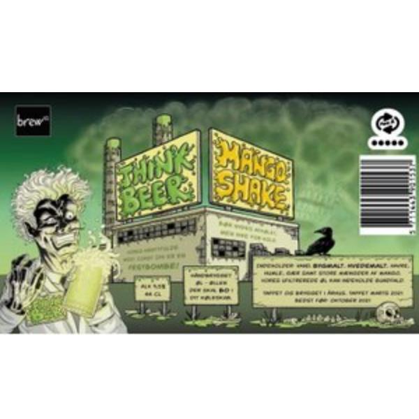 Think-Beer-Mango-Shake