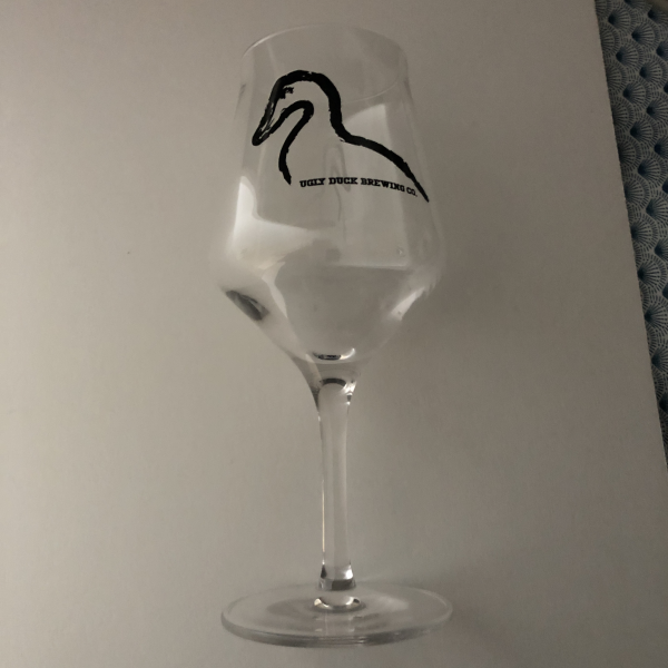 Ugly-Duck-Glas
